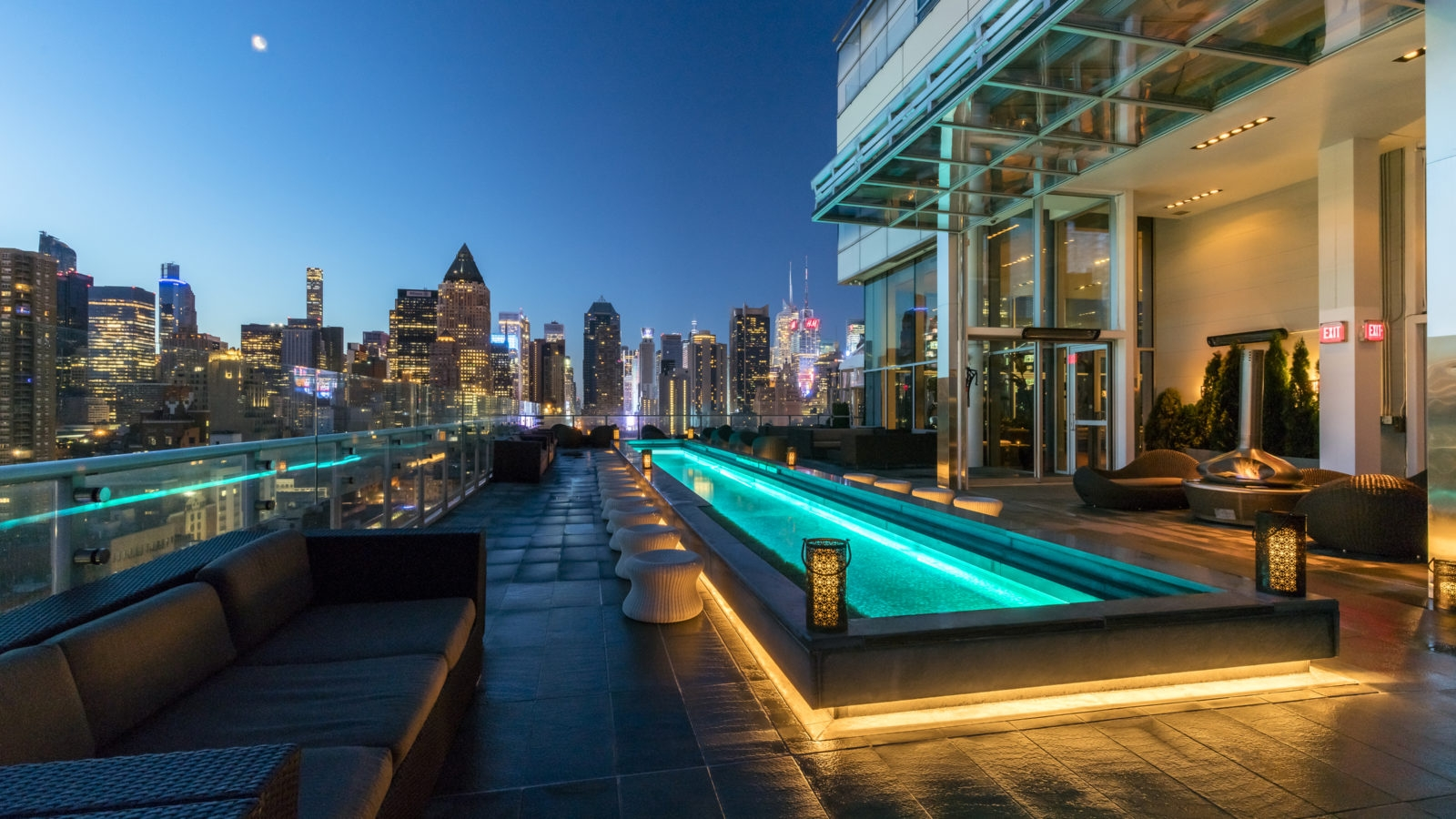 NYC Rooftop Bars to Celebrate the 4th of July